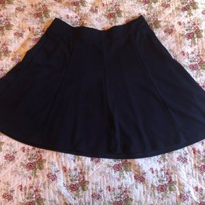 Old Navy Navy Circle Skirt